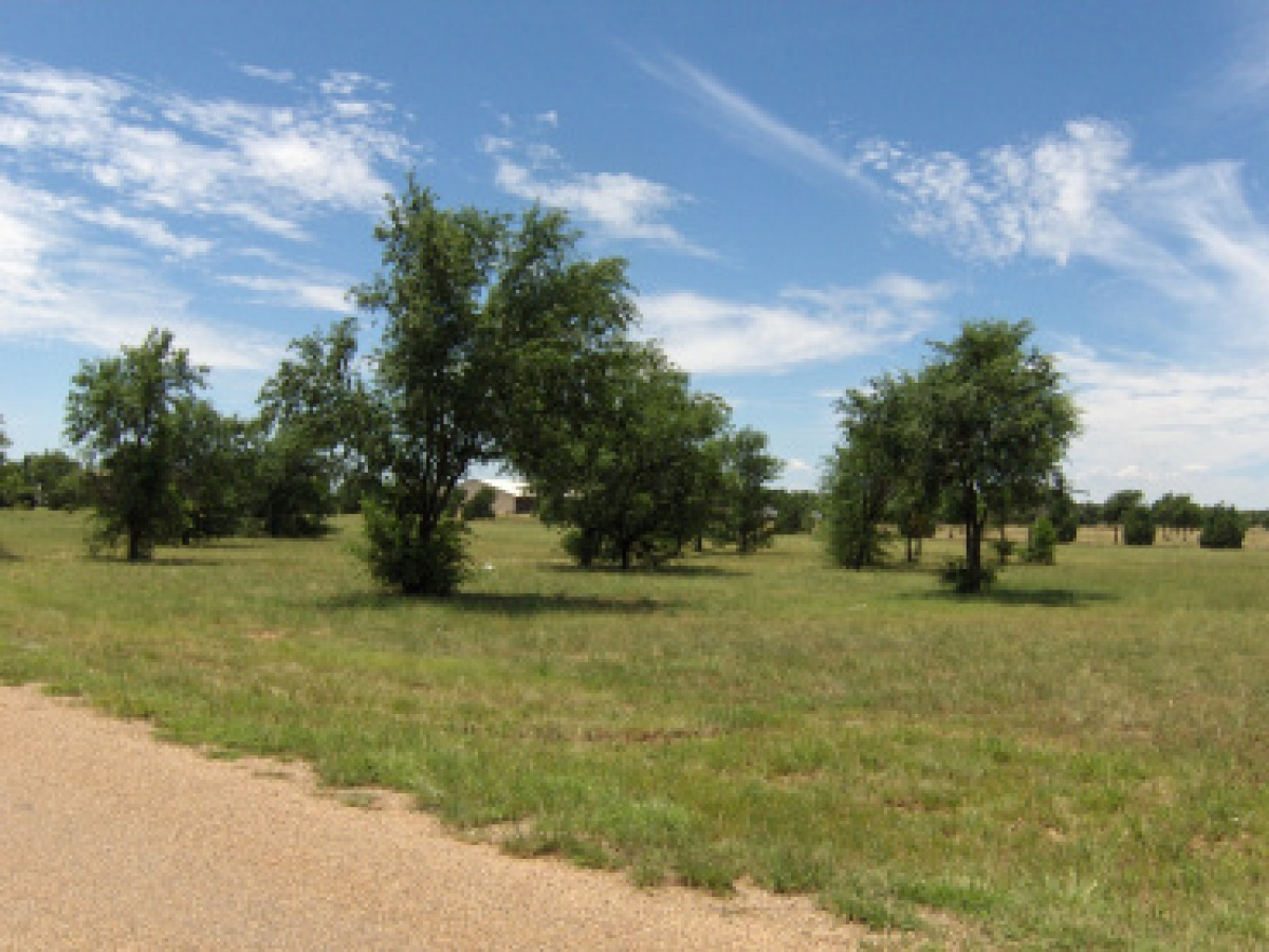 Country lots for custom home!